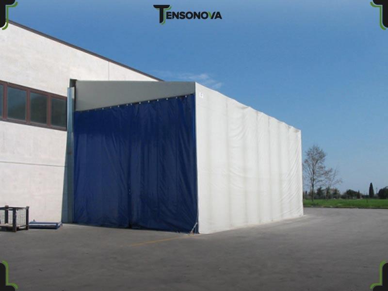 capannoni telonati