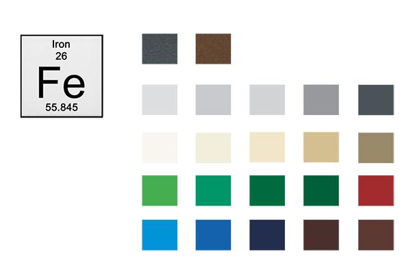 colori struttura coperture auto