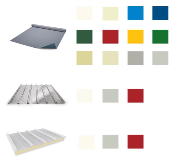 colore copertura tettoie per camper