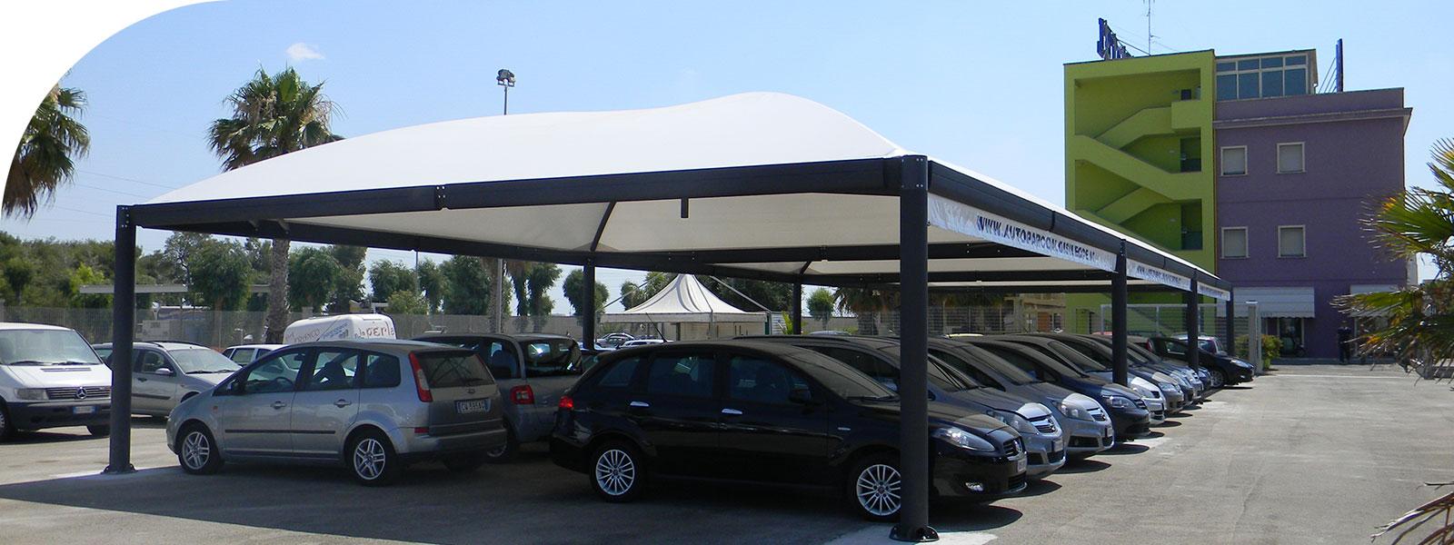 coperture per auto grandi dimensioni