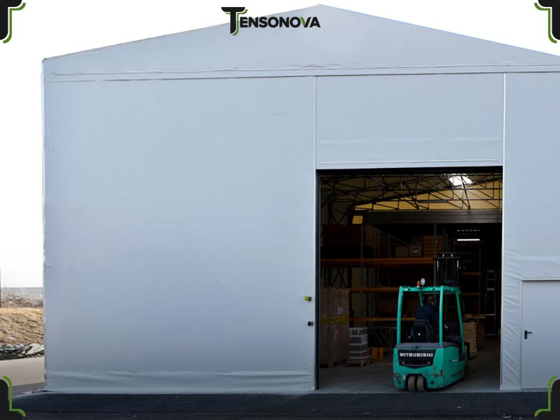 capannoni mobili senza concessione edilizia