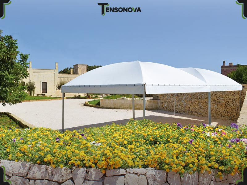 gazebo professionale gz30