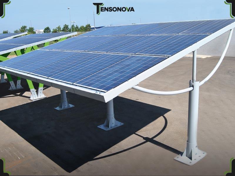 pensilina auto fotovoltaica