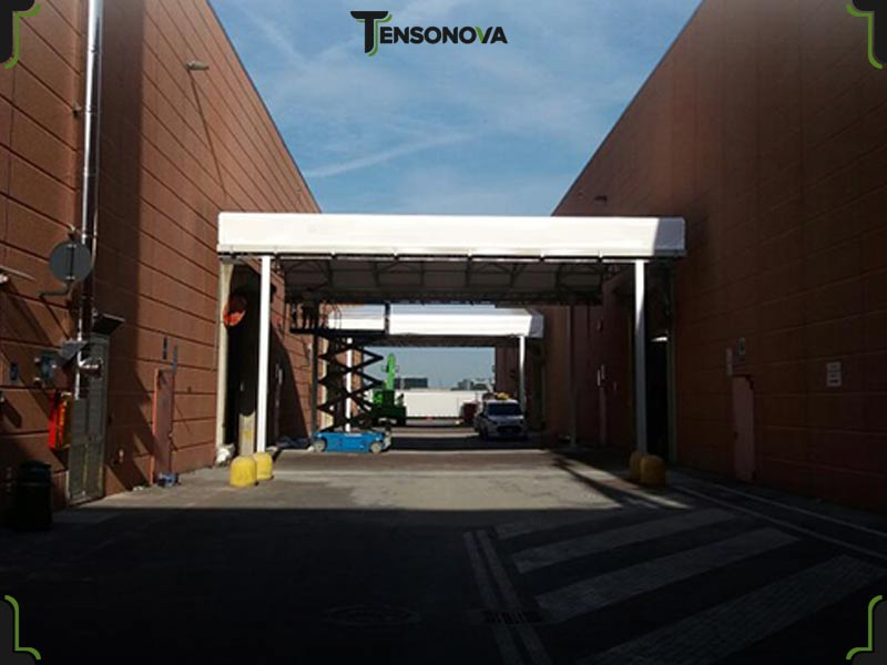 tunnel mobile di collegamento